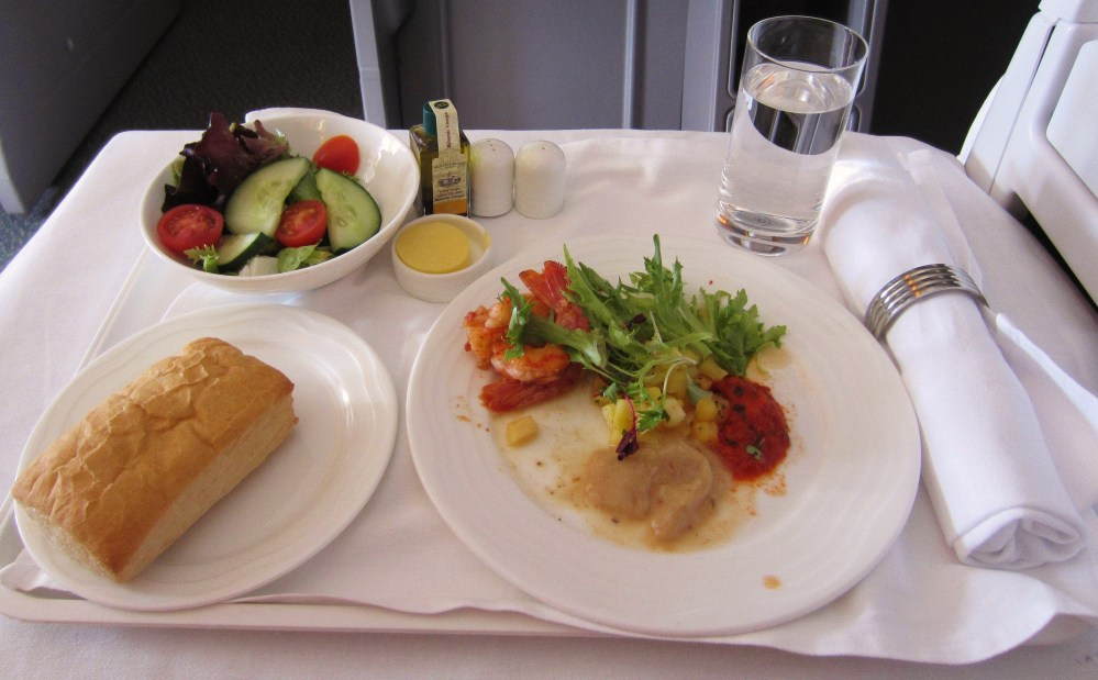 emirates-business-777-grilled-prawns