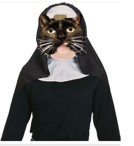 billysky-as-nun