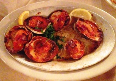 Sabitinos Clams Casino