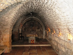 Via dolorosa Station 6 chapel