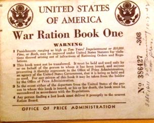 war rations 4