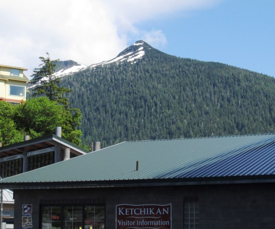 Deer Mountain Ketchikan Alaska