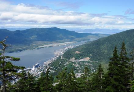 Deer Mountain Trail Summit