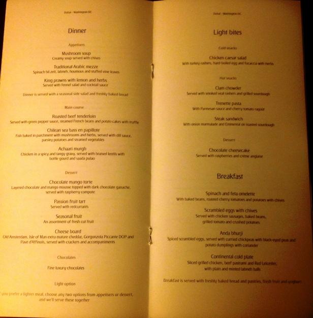 emirates menu 1