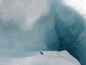 Franz Josef Ice Hole