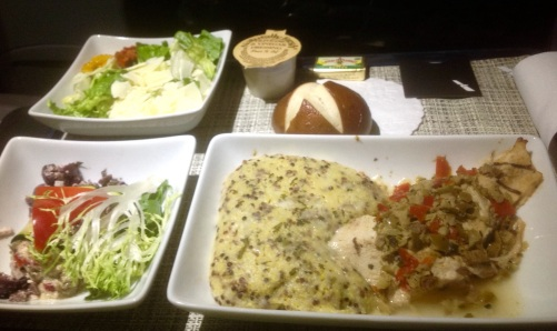 American Airlines Chicken