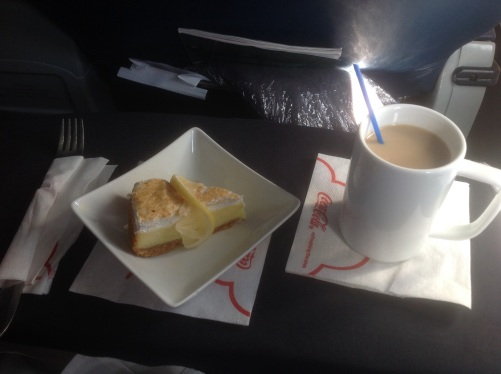 American Airlines Key Lime Pie