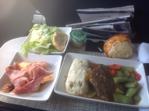 American Airlines Beef