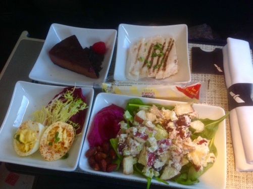 American Airlines Waldorf Salad