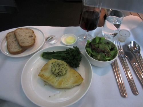 Qantas Sea Bass