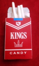 Kings Candy Cigarettes