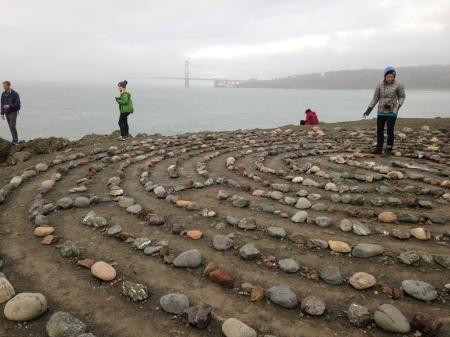 San Francisco Maze