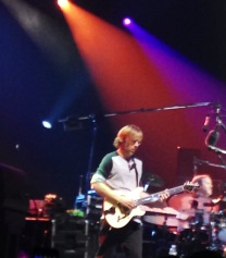 Trey Anastasio of Phish at Bill Graham Civic Auditorium
