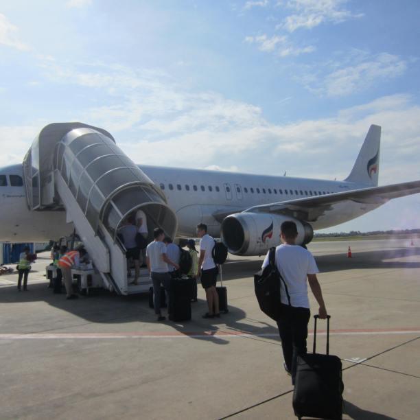 Bangkok Air A319
