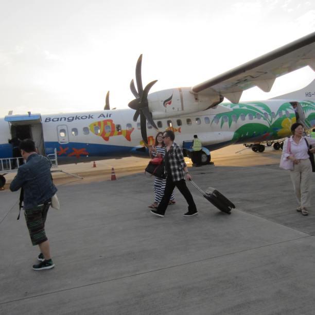 Bangkok Air ATR