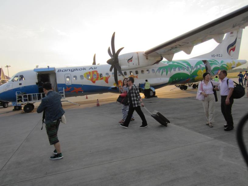 Bangkok Airways Review – Paul Sees the World