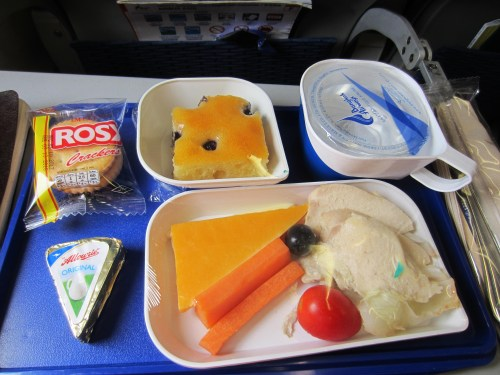Bangkok Air Lunch