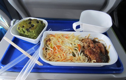 Bangkok Air Supper
