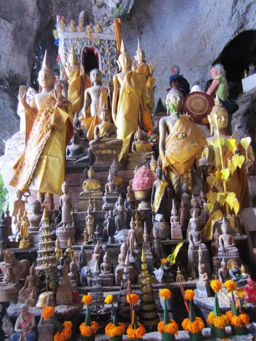 Budda Pak Ou Caves