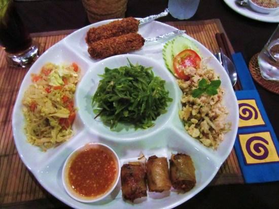 Laotian Dinner