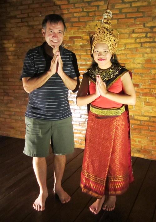 Luang Prabang Dance