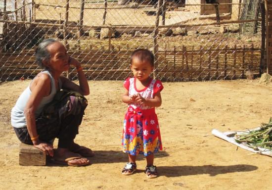 People of Laos