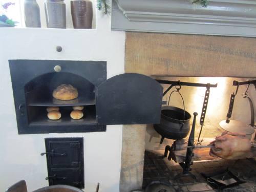 Cedar Grove Bake Oven