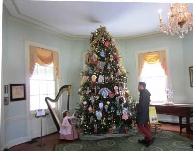 Laurel Hill Christmas Tree