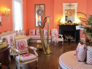 Strawberry Mansion Harp