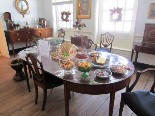woodford dining room