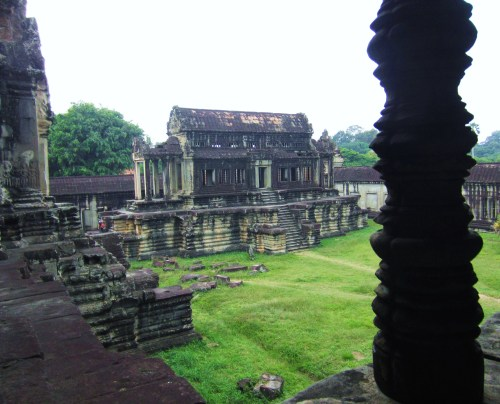 Angor Wat Scale