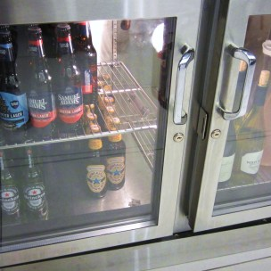 Boston British Airways Drinks