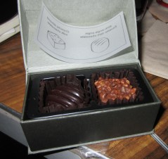 Cathay Pacific Chocolates