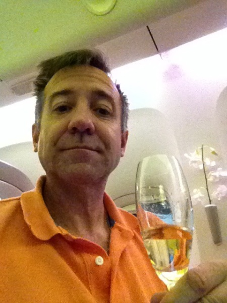 Cathay Pacific First Krug PaulSeesTheWorld