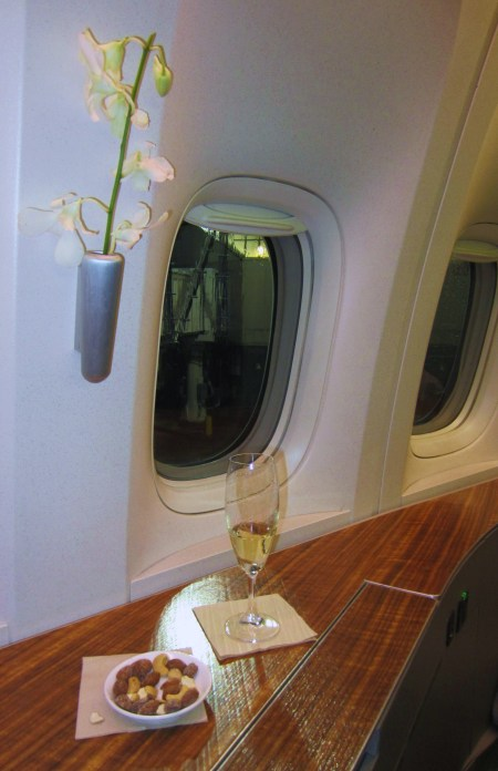 Cathay Pacific First Orchid