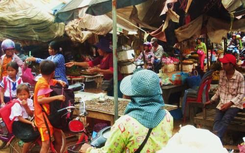 Siem Reap Province Market