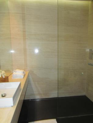 The Wing Shower Room