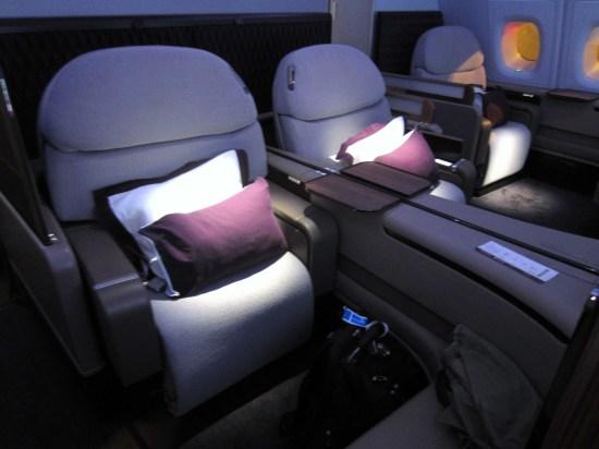 qatar 2f seat