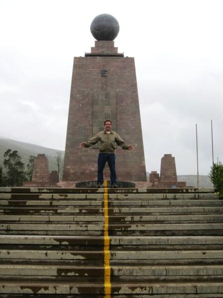 at equator
