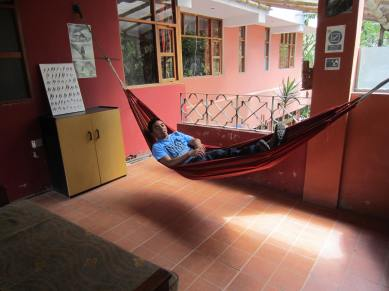 Bio hostal Ivan in Hammock