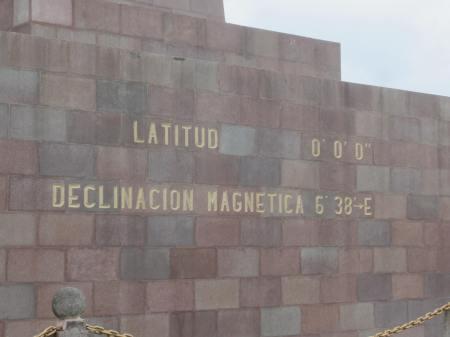 latitude 0 0 0