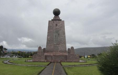 memorial to equator