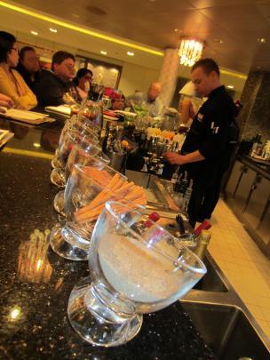 celebrity solstice bartenders 3