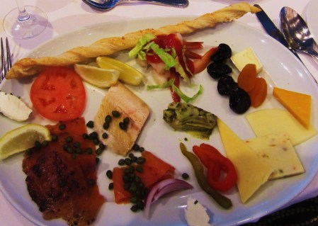 Celebrity Solstice Breakfast Buffet