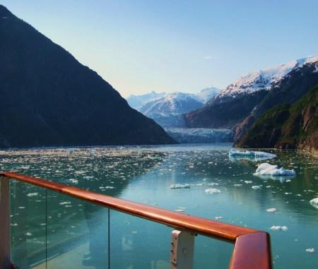 celebrity solstice glacier