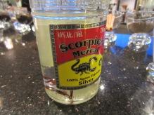 Scorpion Mezcal