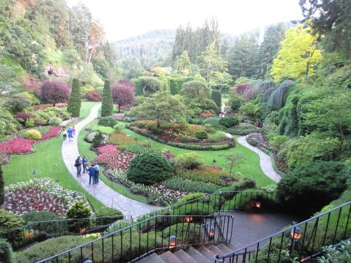 butchart garden 1