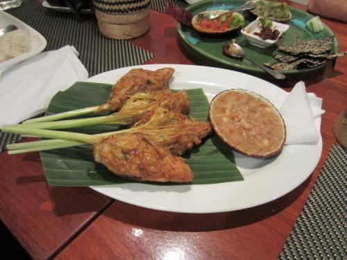 Laos dinner 2