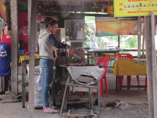 Luang Prabang Grilling