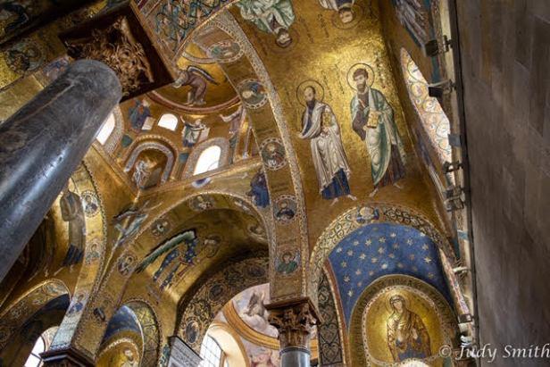 Byzantine Mosaics_Palatine Chapel_Sicily